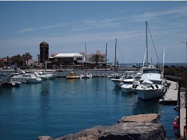 Harbour  - Tra Bhui , Caleta de Fuste, Fuerteventura