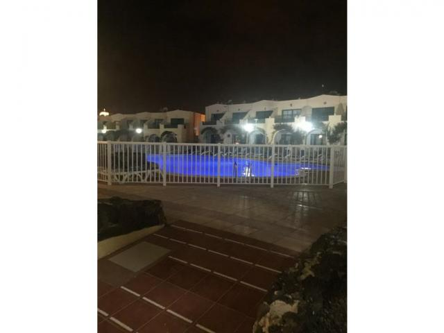 Pool are by night - Castillo Mar , Caleta de Fuste, Fuerteventura