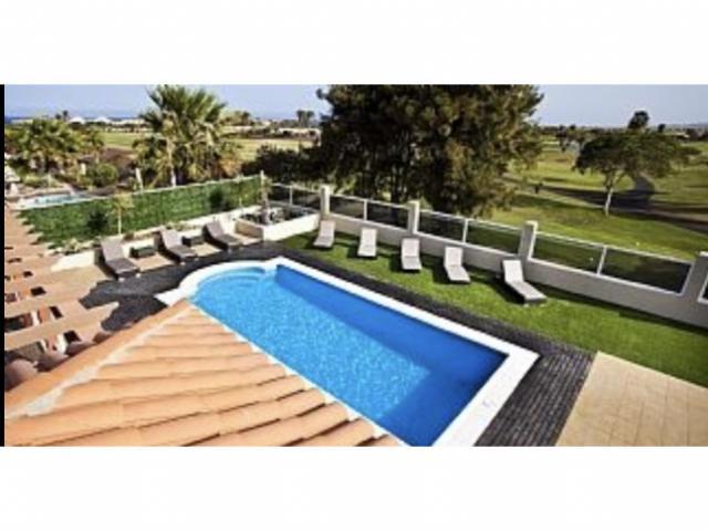 Pool Area  - Villa Del Mar, Caleta de Fuste, Fuerteventura